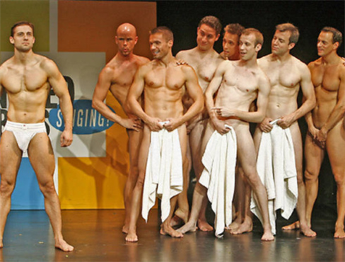 naked boys singing! is pretty much what it sounds like